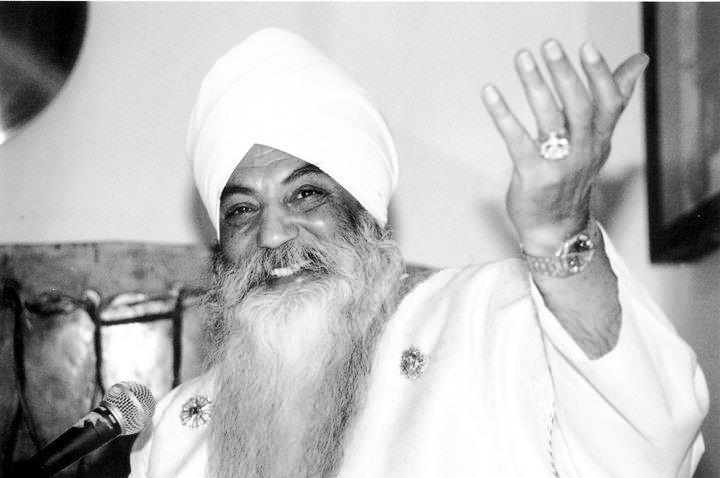 Endless gratitude for Yogi Bhajan and the teachings and tools he left us of Kundalini Yoga.