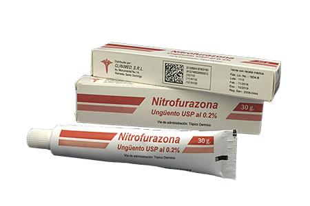 Nitrofurazona unguento USP al 0.2%