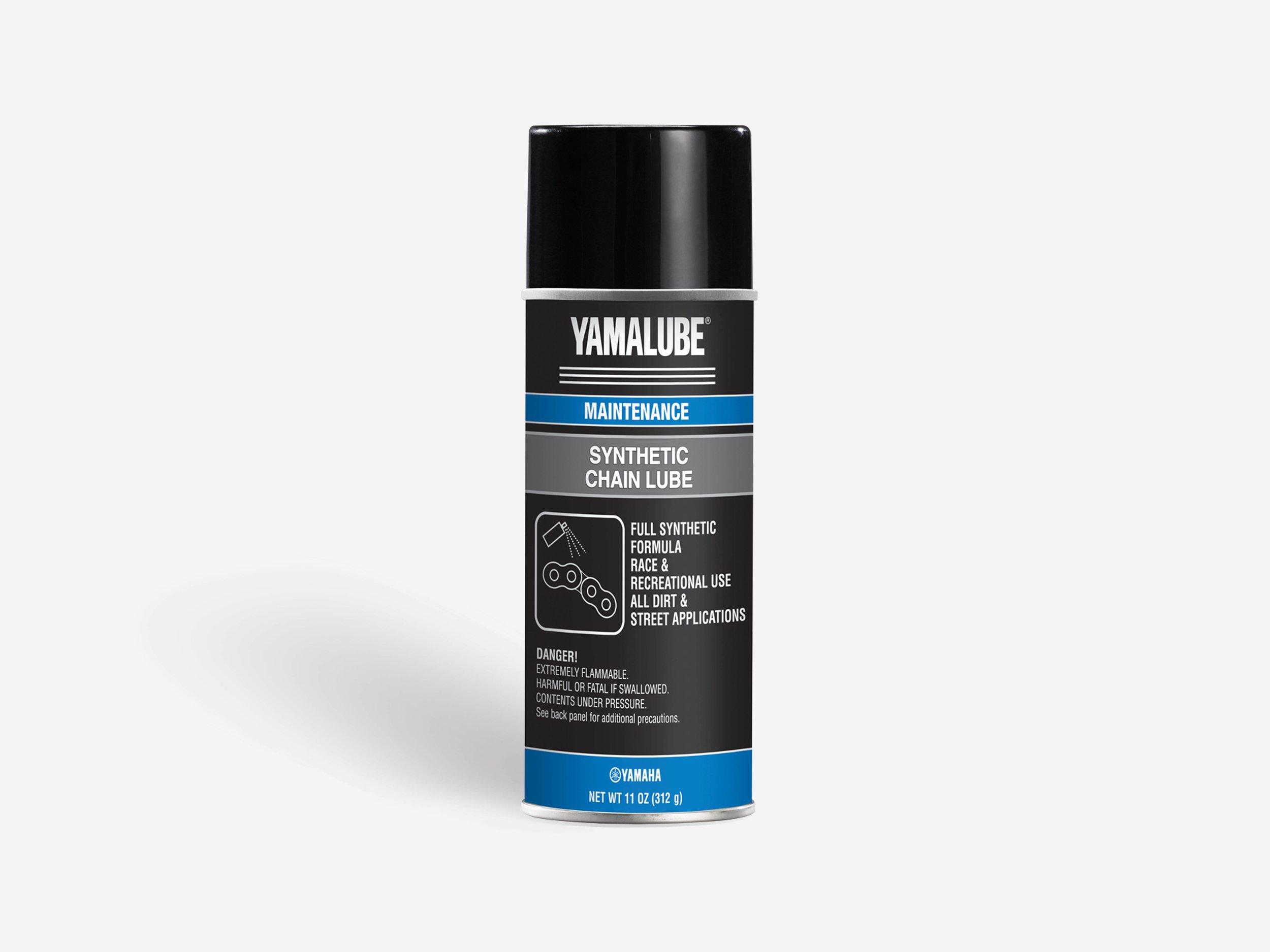 Yamalube – Synthetic Chain Lube