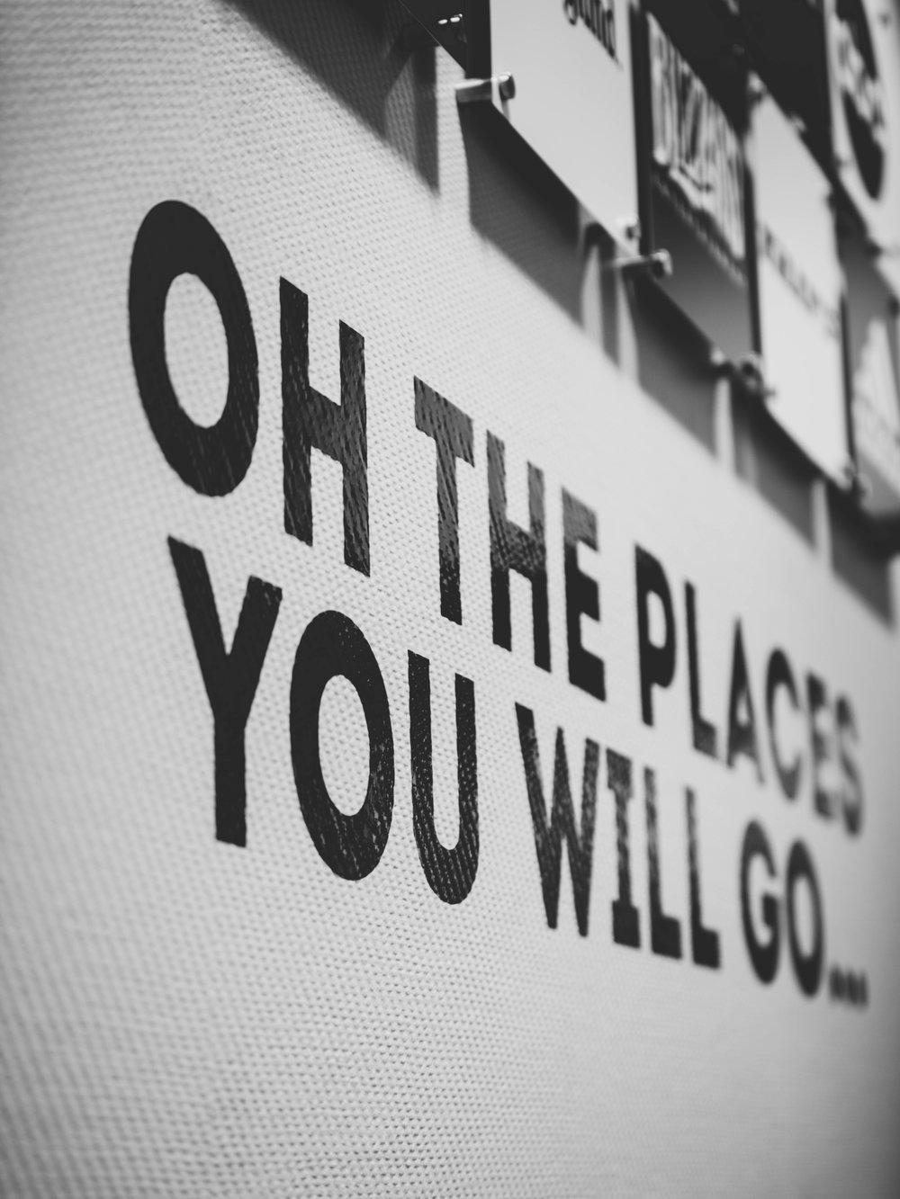 Vinyl Typography – AICAOC