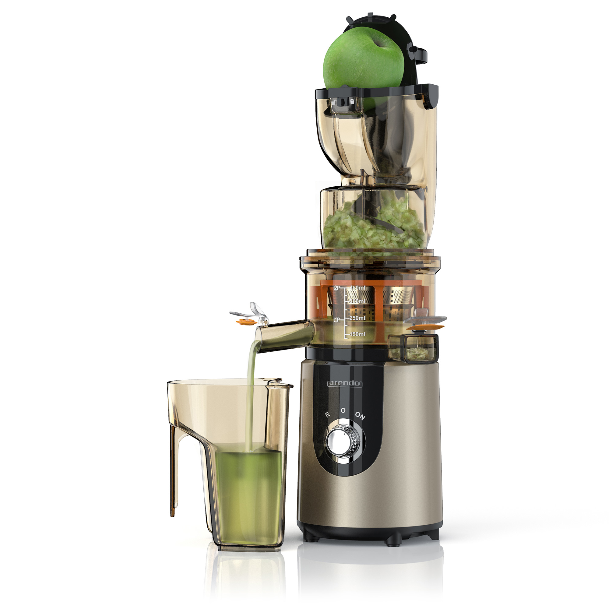 SLOW JUICER  - ZUR PRODUKTSEITEDIREKT ZU AMAZON