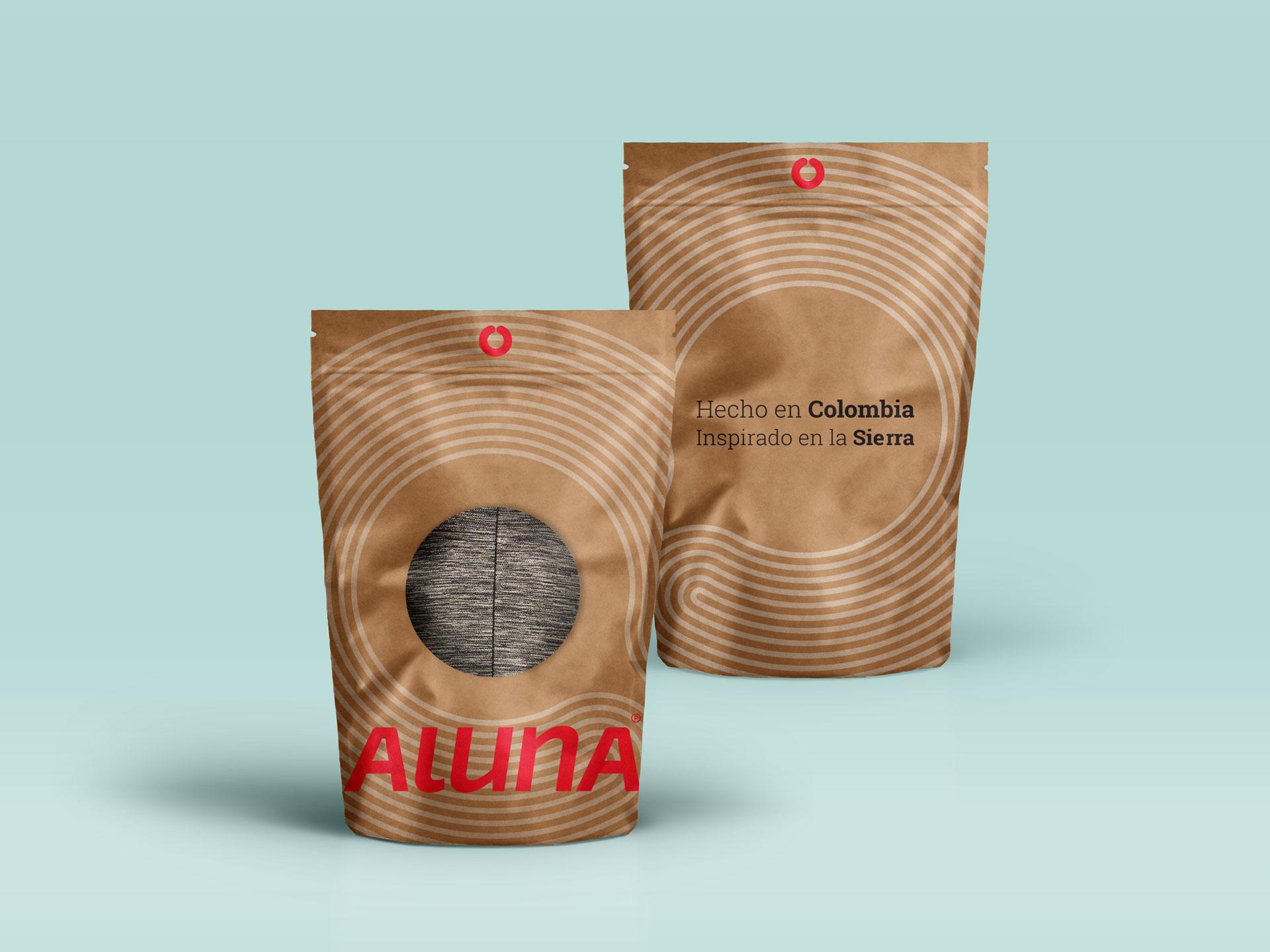 Brujita Aluna Branding