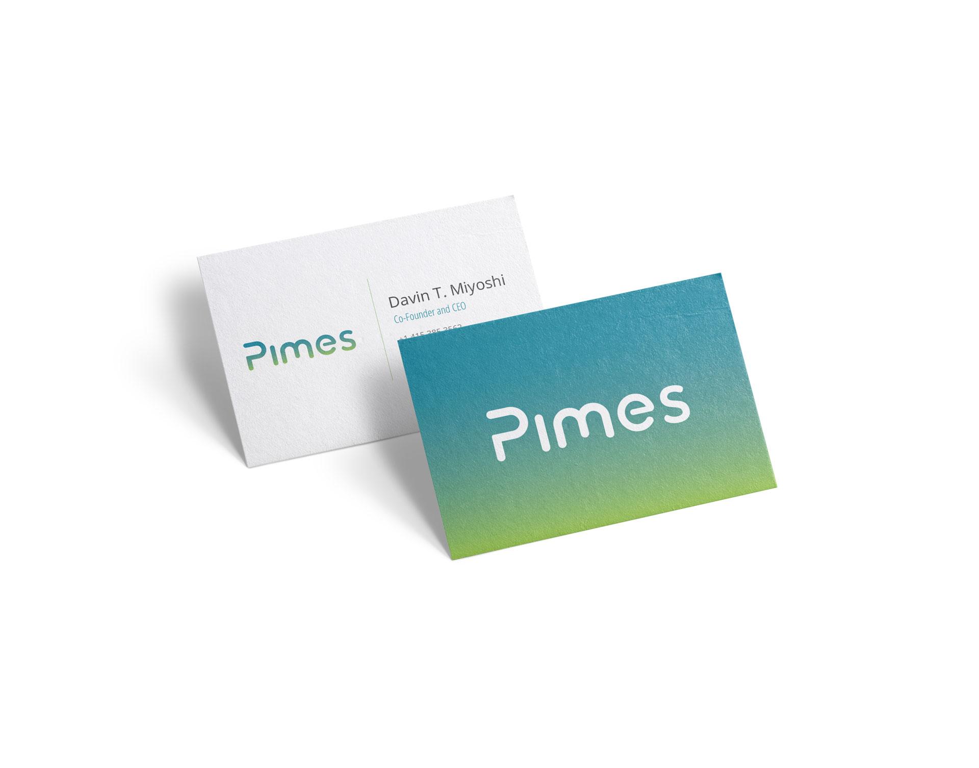 Brujita Pimes Branding