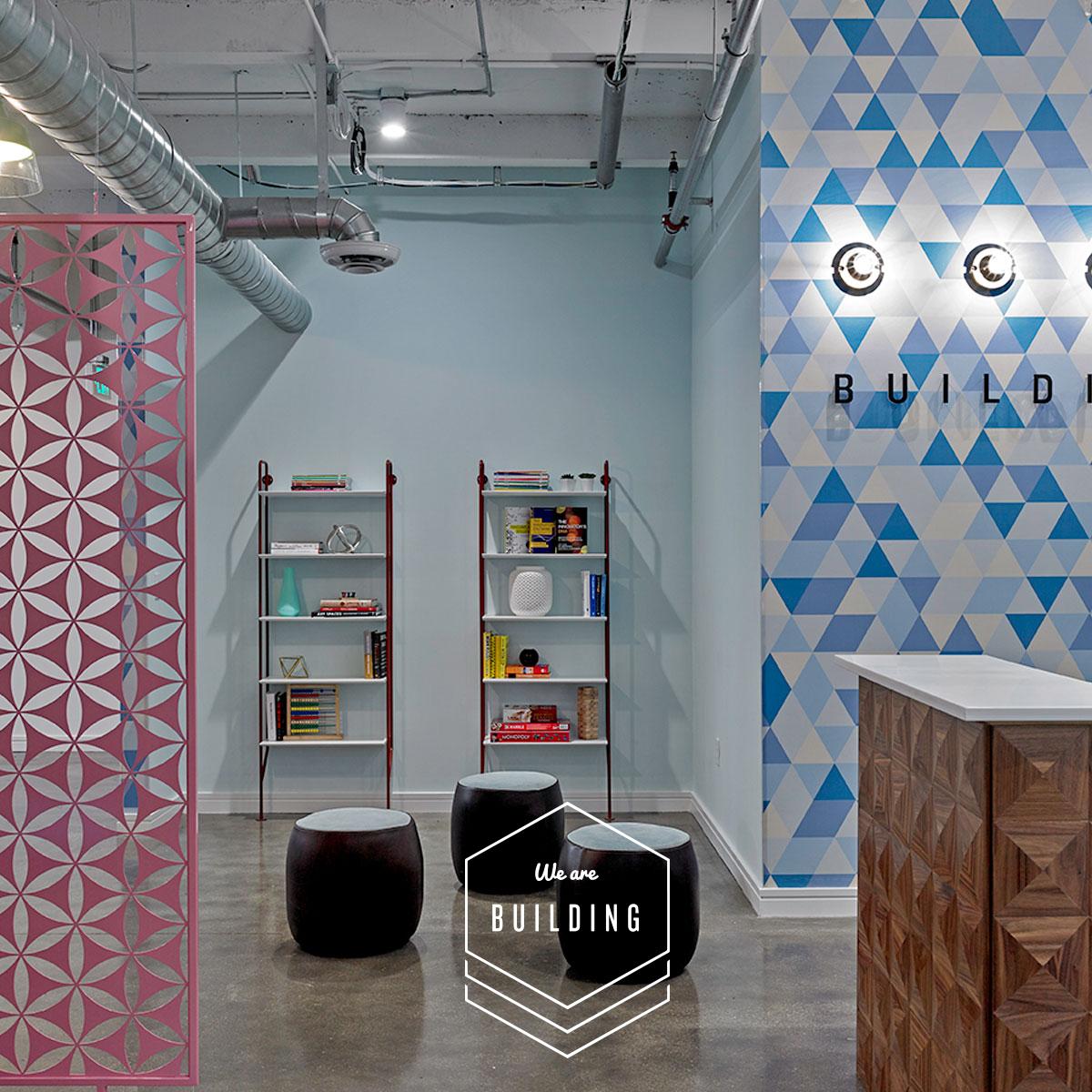 BUILDING  Conceptualización y diseño interior