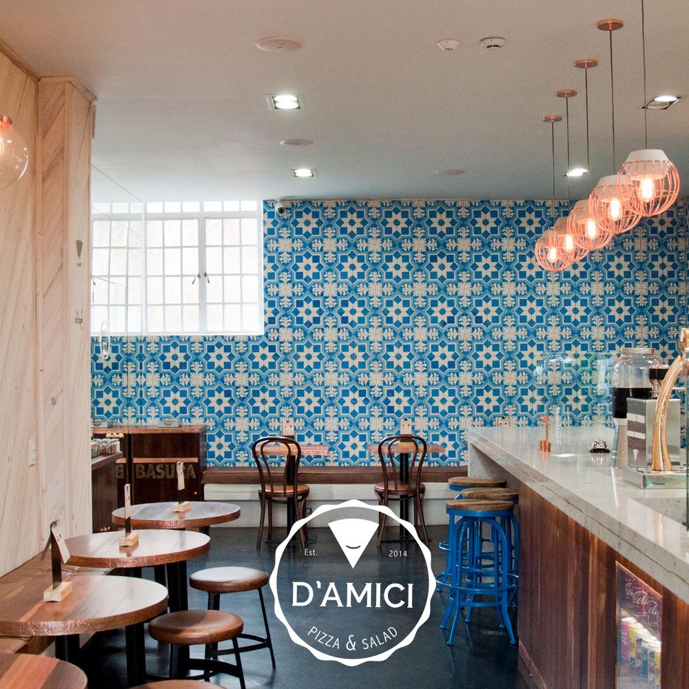 D'AMICI  Diseño interior y branding estratégico