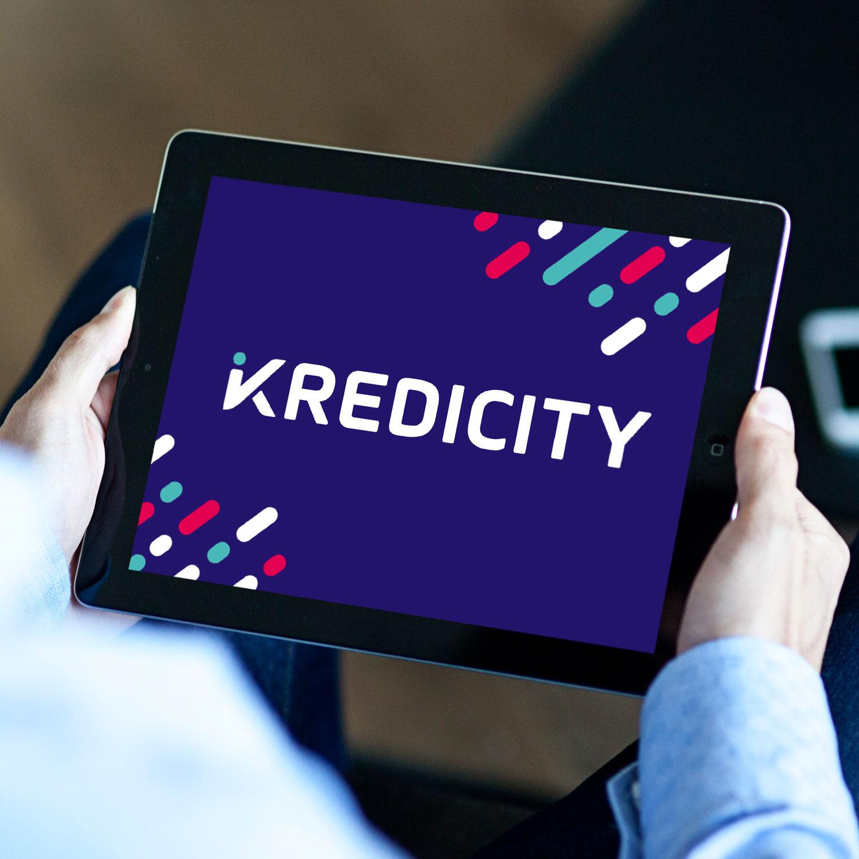 KREDICITY  Branding, UX y UI página Web y App