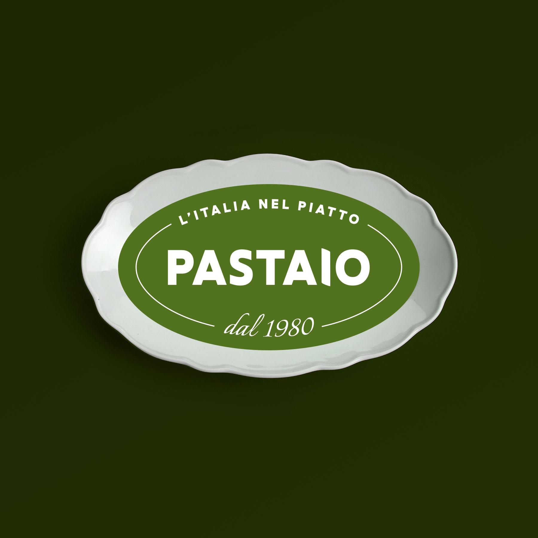 PASTAIO   Re-Branding