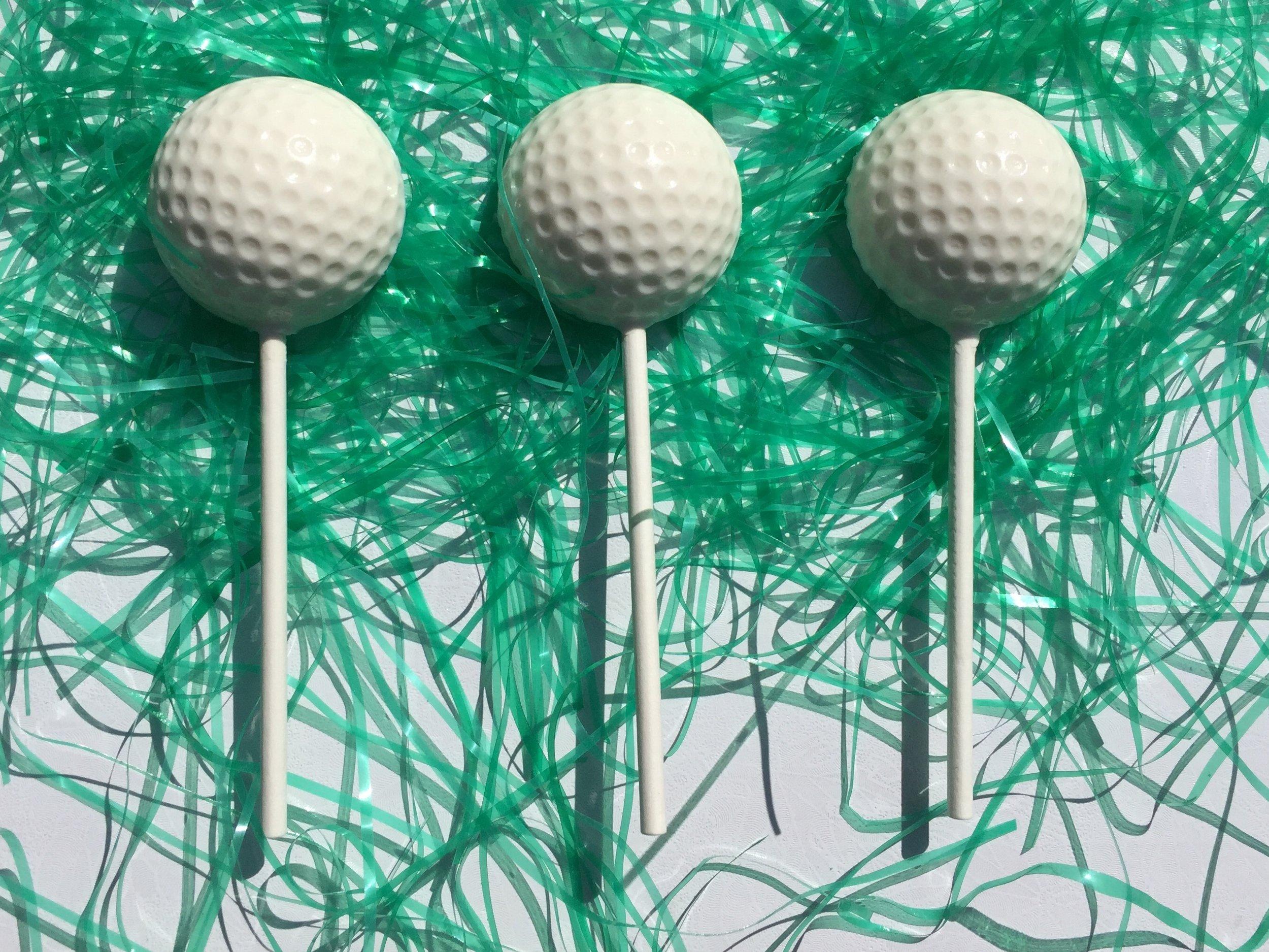 Golf Ball Pops