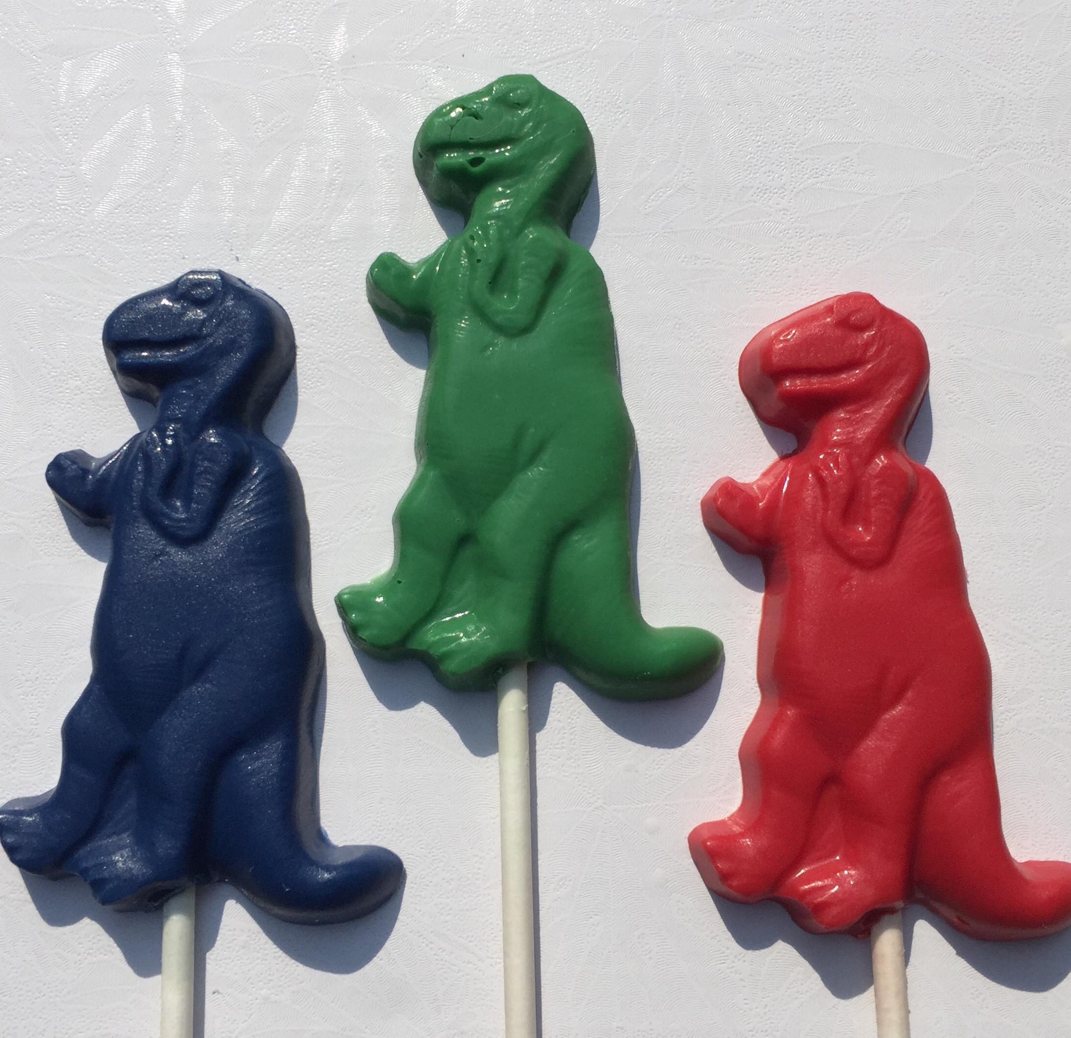 Dinosaur Pops
