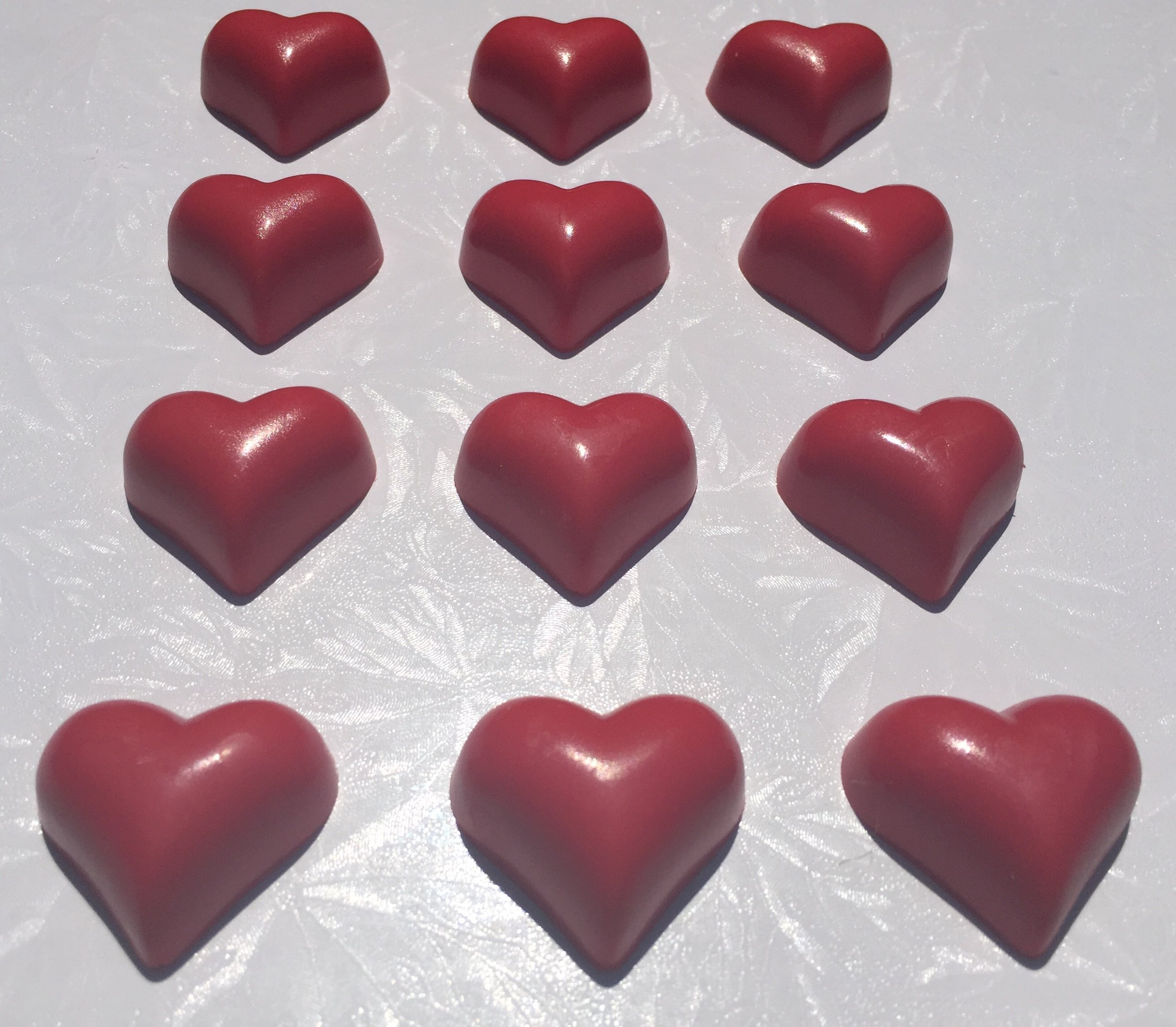 Heart Toppers