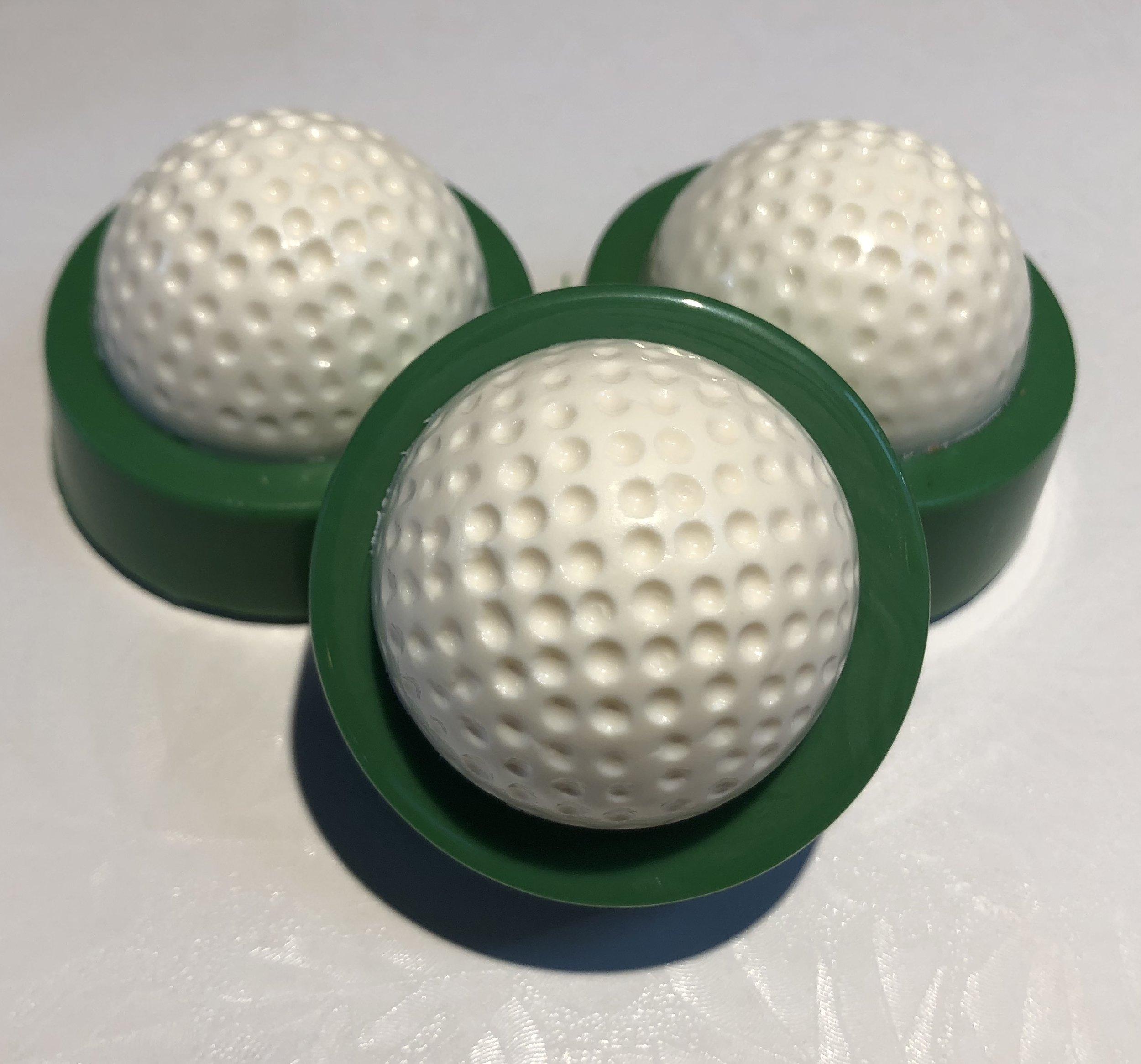 Golf Ball Oreos