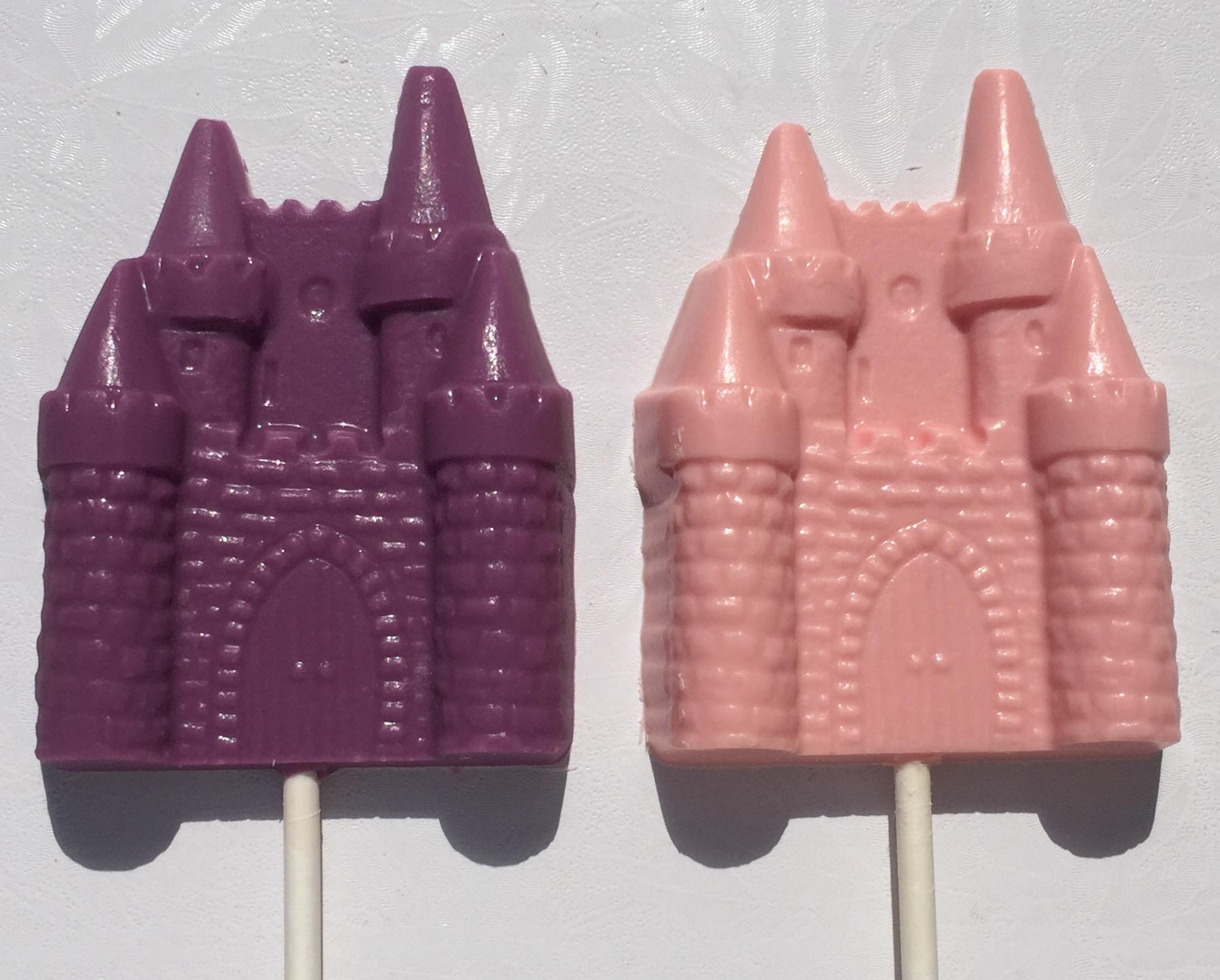 Princess Castle Pops