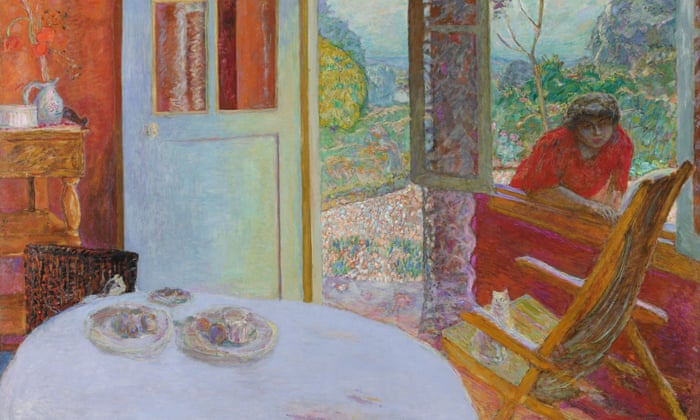 Pierre Bonnard, Dining Room in the Country, 1913