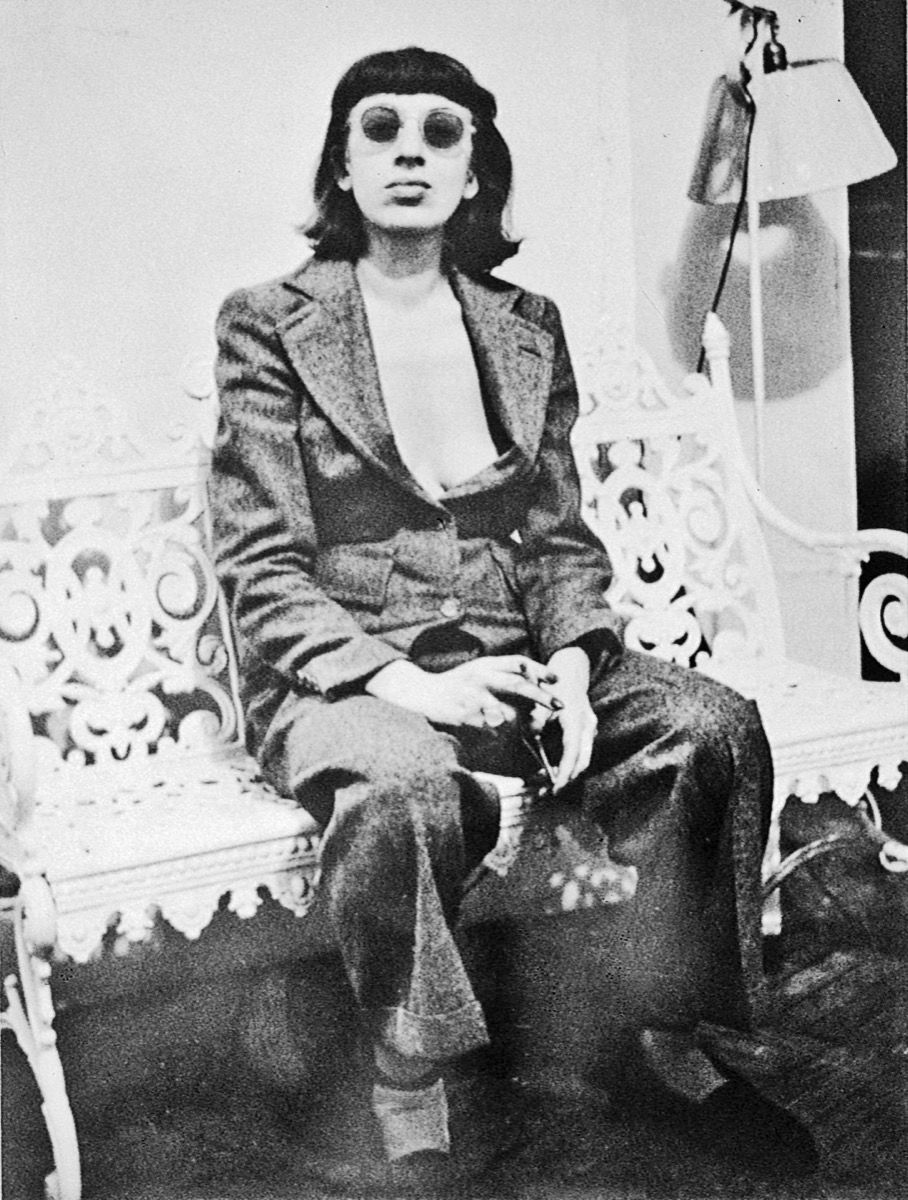Lee Krasner c 1938,Unknown photographer