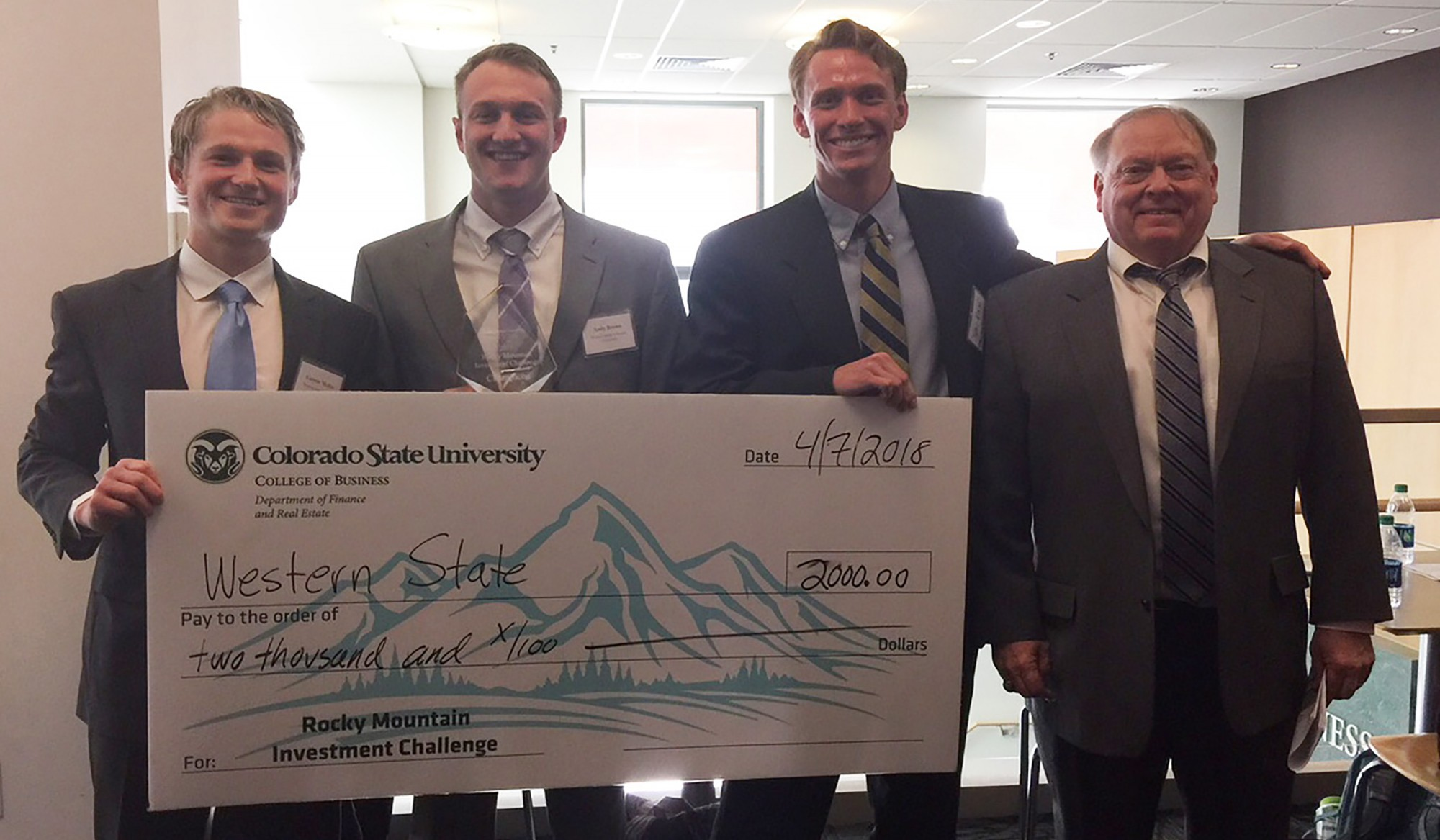 https://www.western.edu/news/finance-students-finish-first-rocky-mountain-investment-challenge
