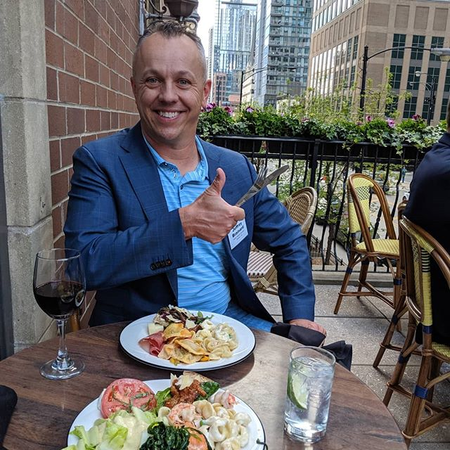 Great times in Chicago. Learning new portfolio techniques, meeting with clients, and enjoying the beautiful city of Chicago. #Noblewealthpartners