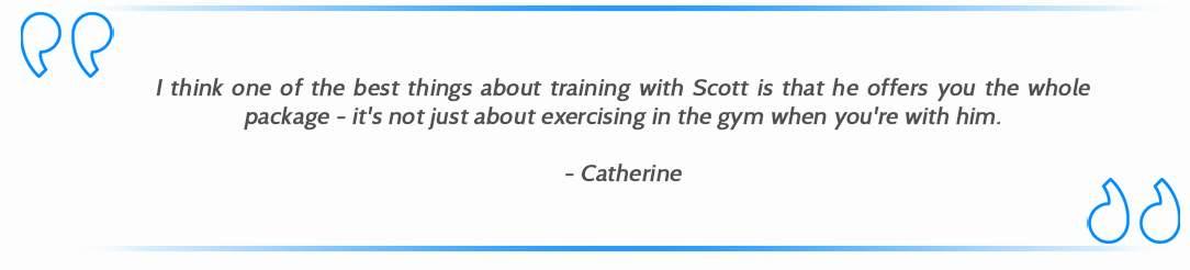 Online Coaching Testimonial