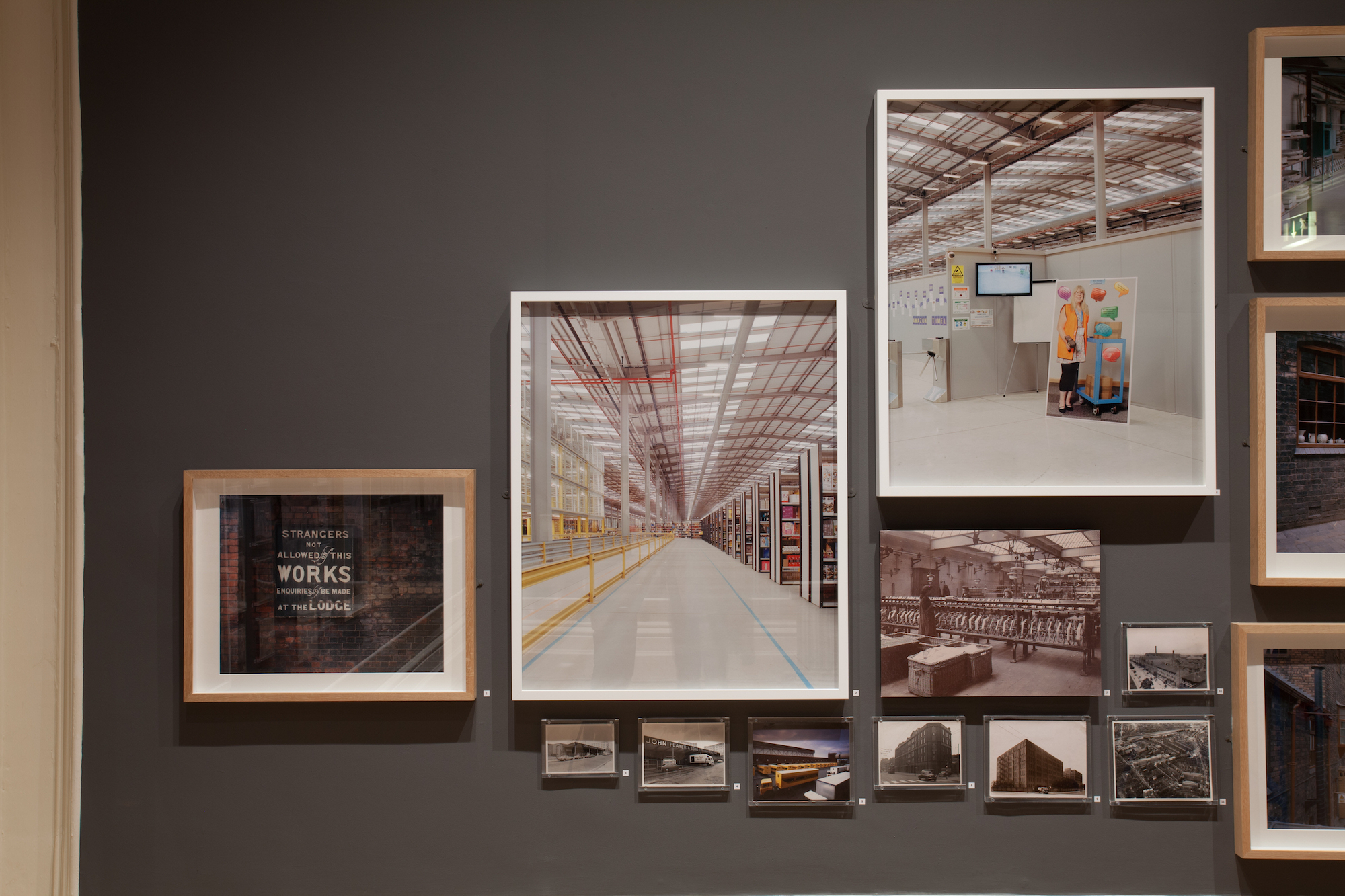 Strangers Not Allowed on This Works - FORMAT International Photography Festival 2017, Nottingham Castle