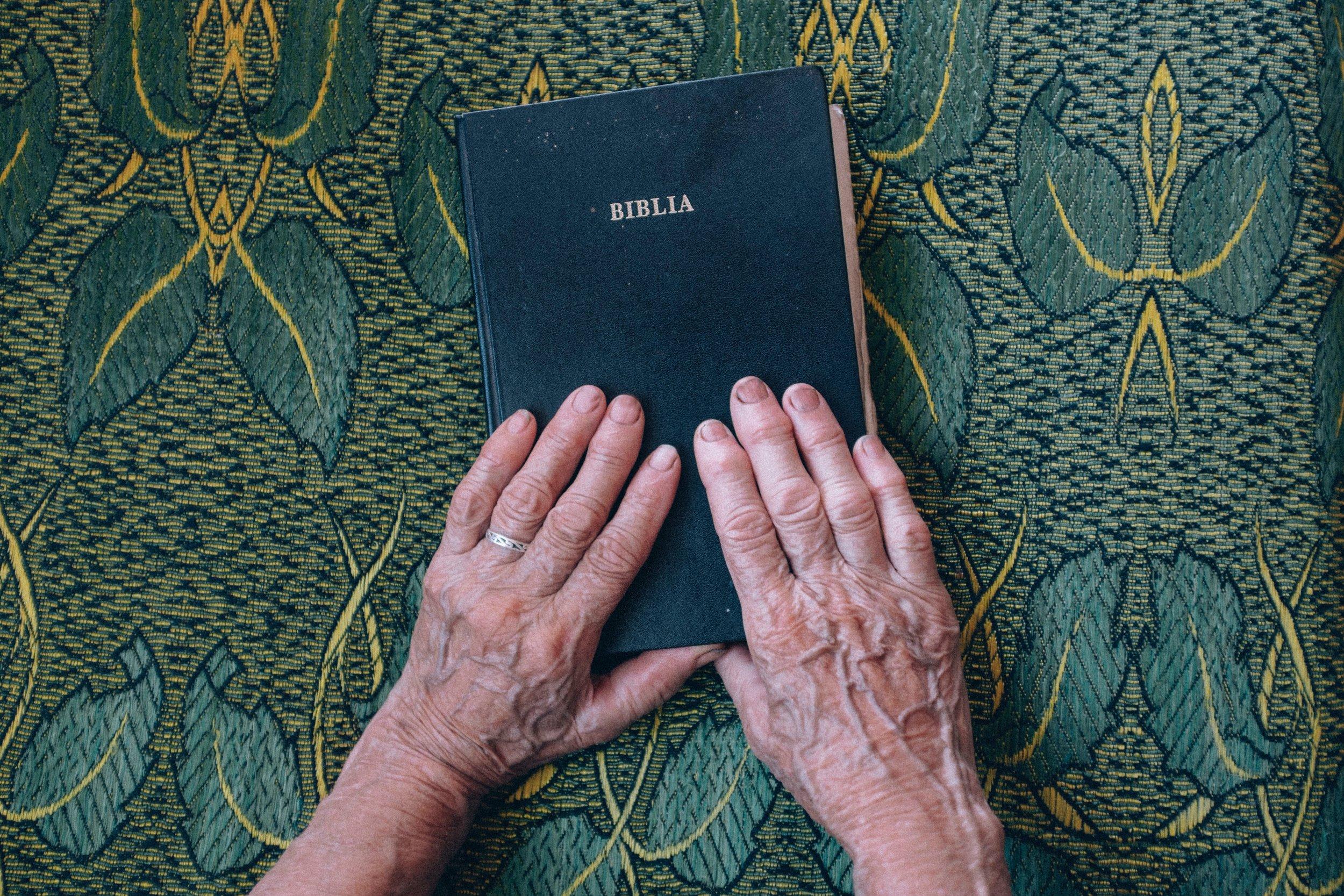 Bible Blog Spanish