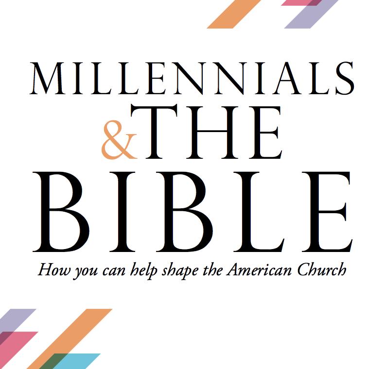 Millennials and the Bible
