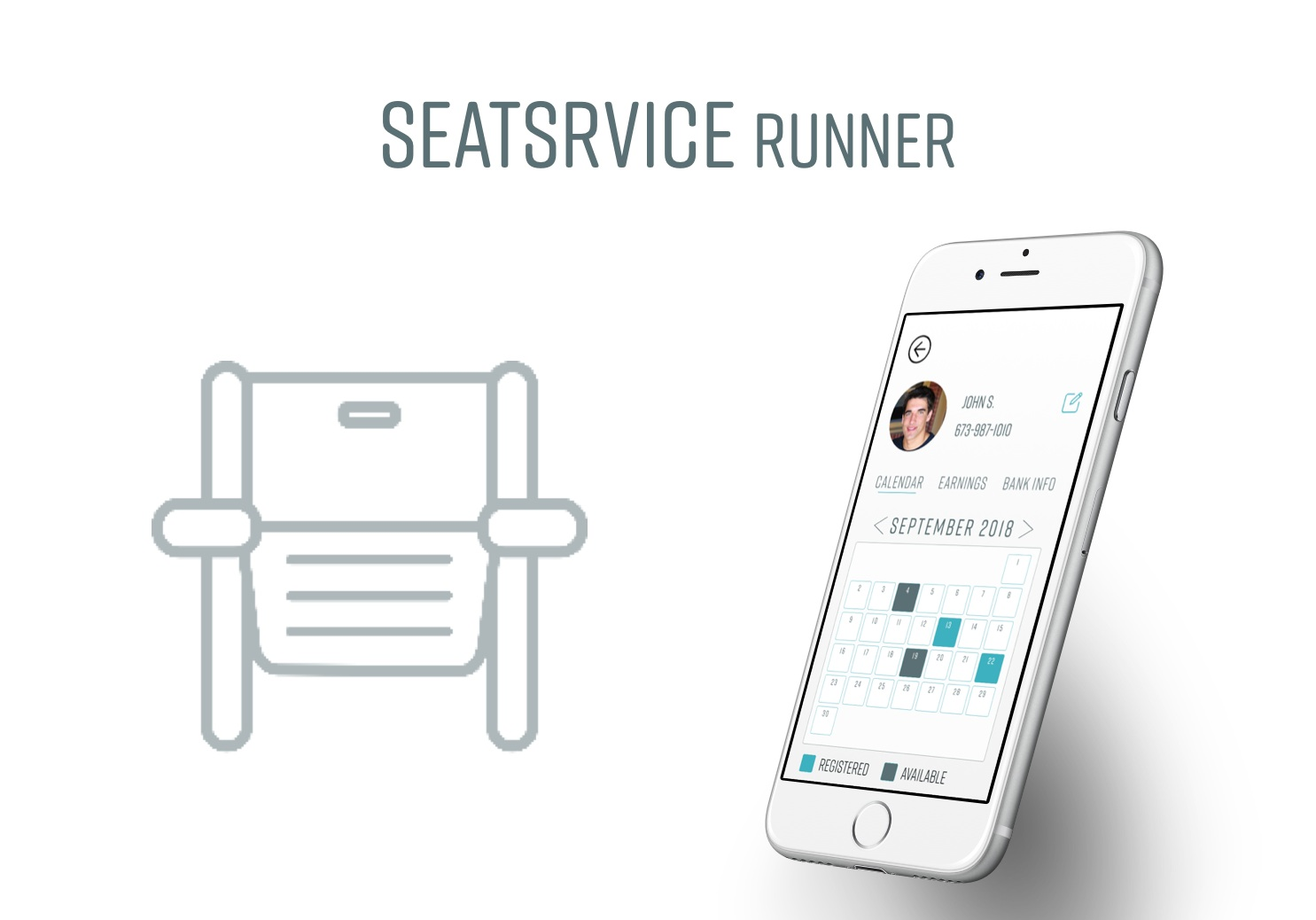 App Design | Research - SEATSRVICE