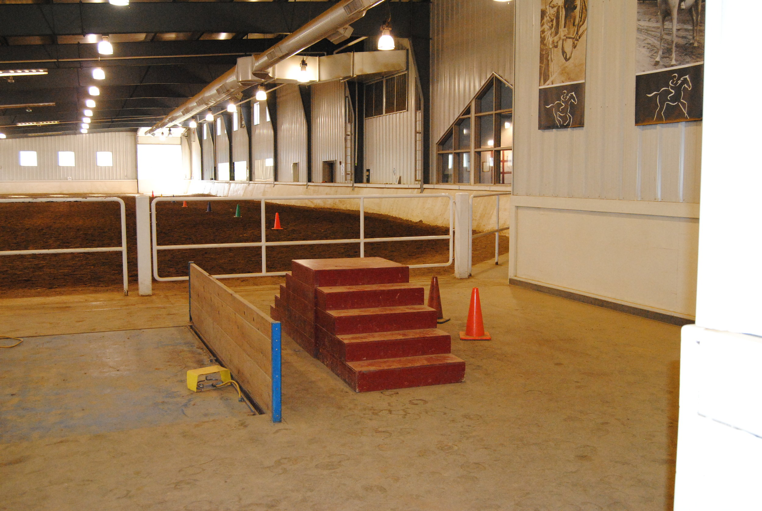Mounting Area