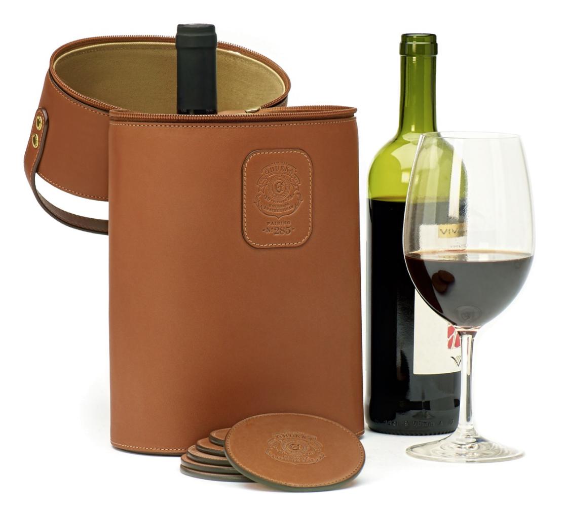 Wine Carrier & Coaster Set - Ghurka .png