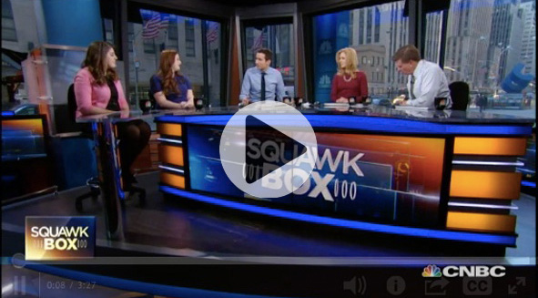 CNBC SQUAWK BOX 15-Year-Old's Nanny Start-up   - Noa Mintz, Nannies by Noa founder, shares her experience starting a nanny business in New York City. Allison Johnson, Nannies by Noa CEO, weighs in.