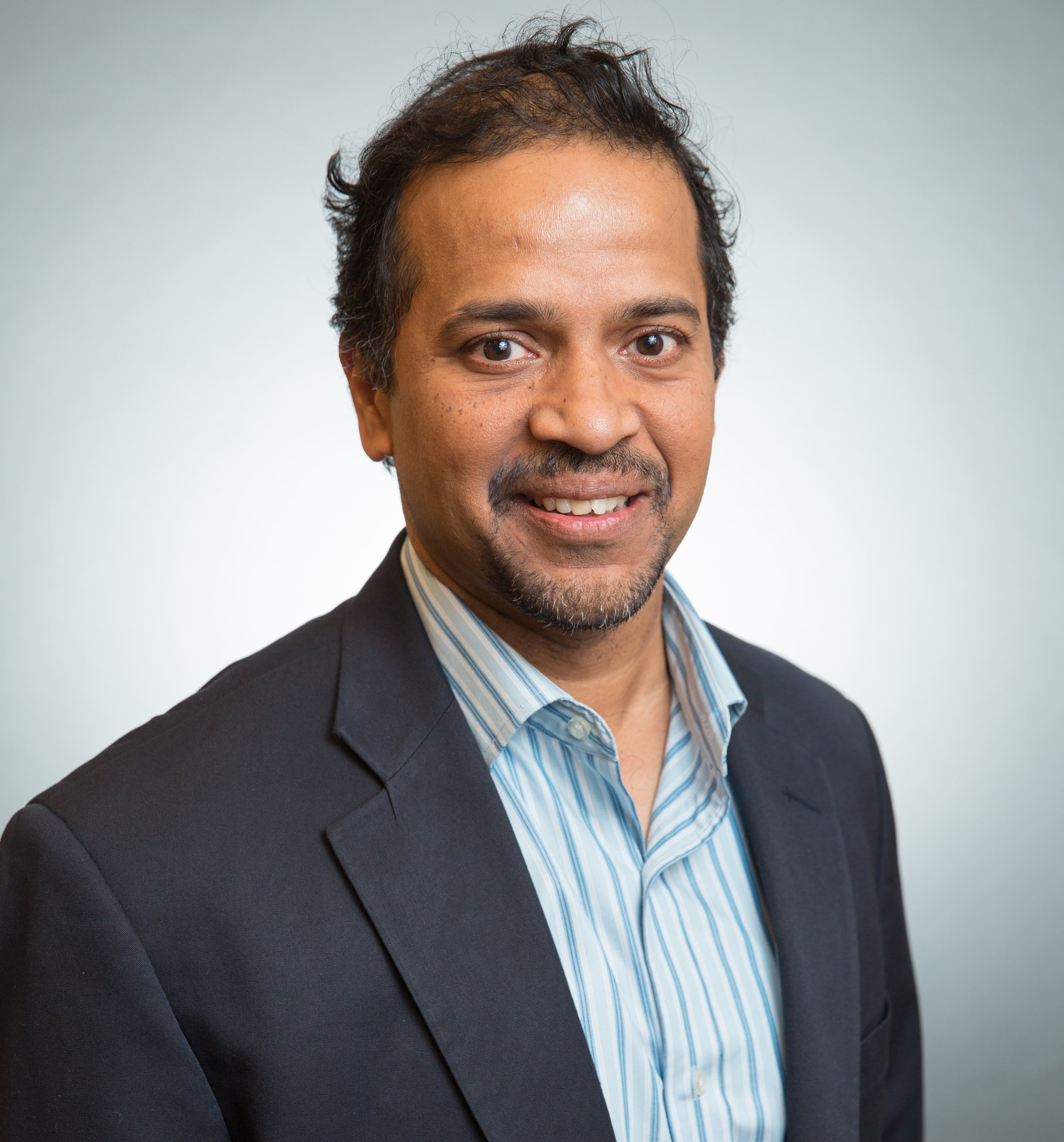 Ashwin Krishnan Headshot