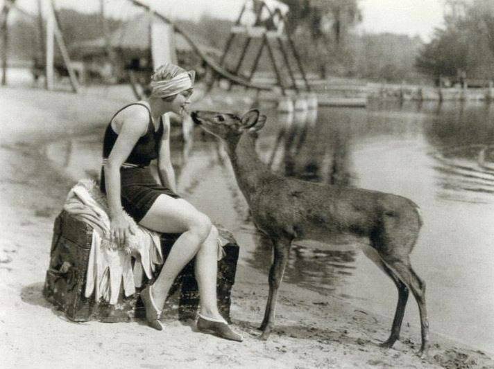 deer and actress.jpg