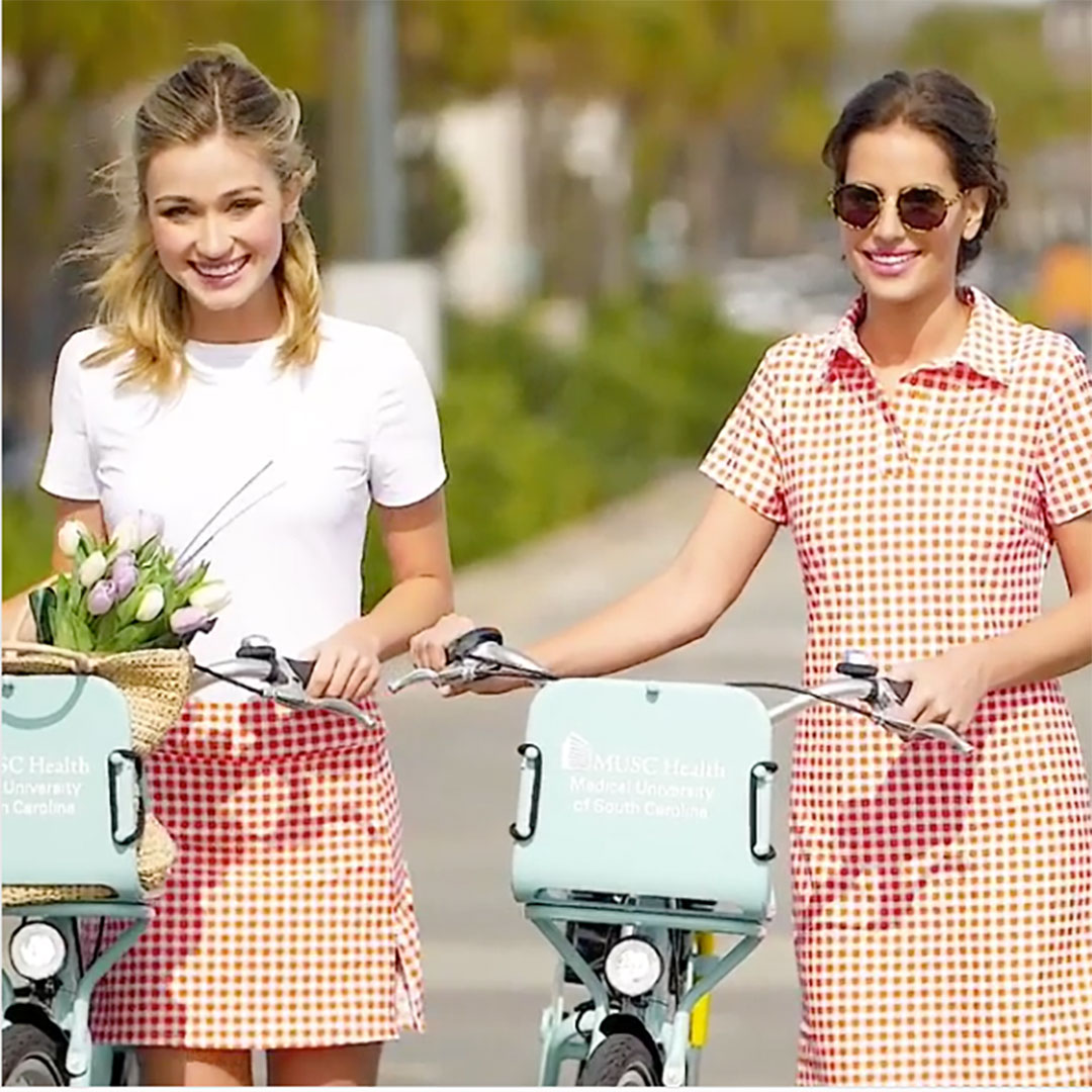Fresh styles for Spring from Jude Connally on King Street, Charleston SC