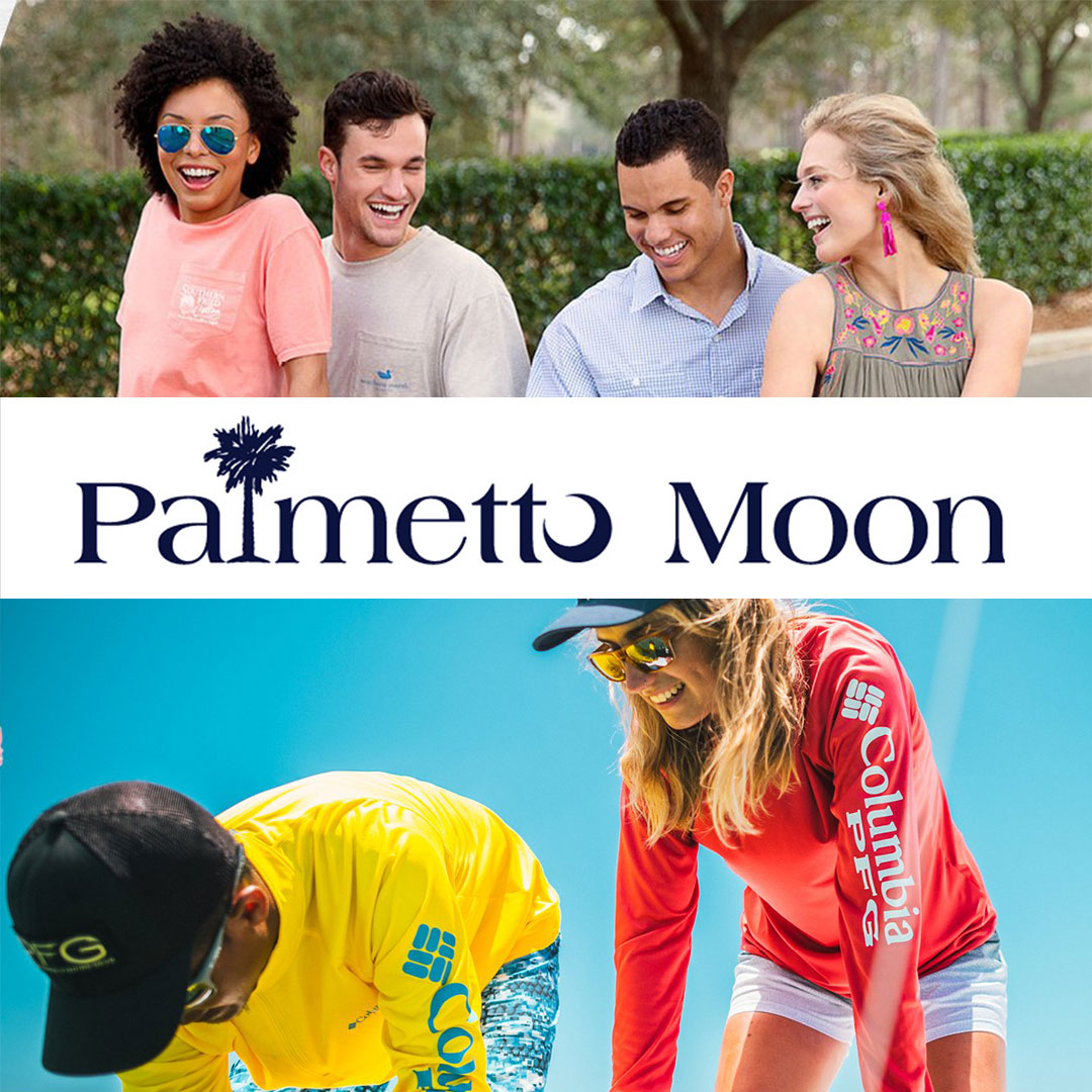 Palmetto Moon: Opening this weekend! 4/28-29, at the Tanger Outlets in North Charleston.