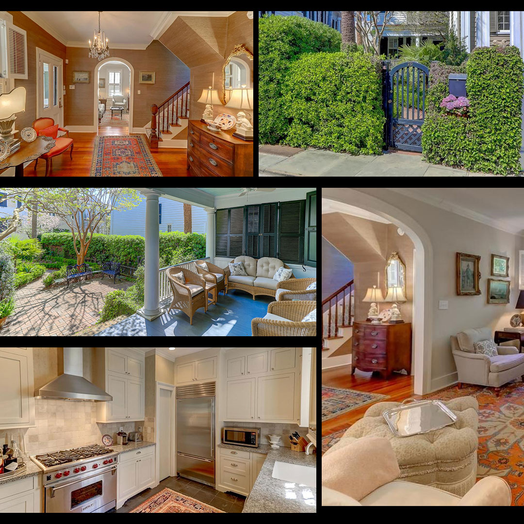 For Sale   20 Water Street   South of Broad, Charleston, SC