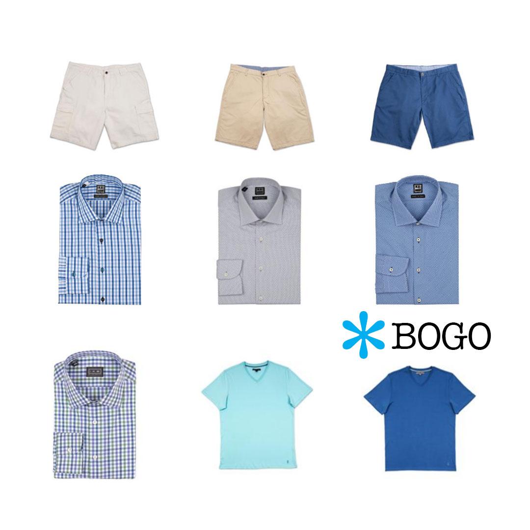 Ike Behar Charleston   Men's   BOGO SALE