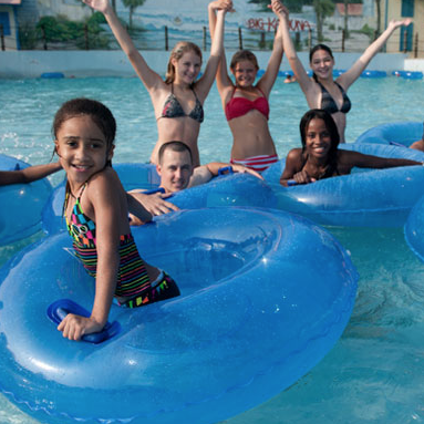 The Charleston County Park and Recreation Commission is hosting people with special needs, their families, caregivers and friends atWhirlin' Waters Adventure Waterpark in North Charleston.
