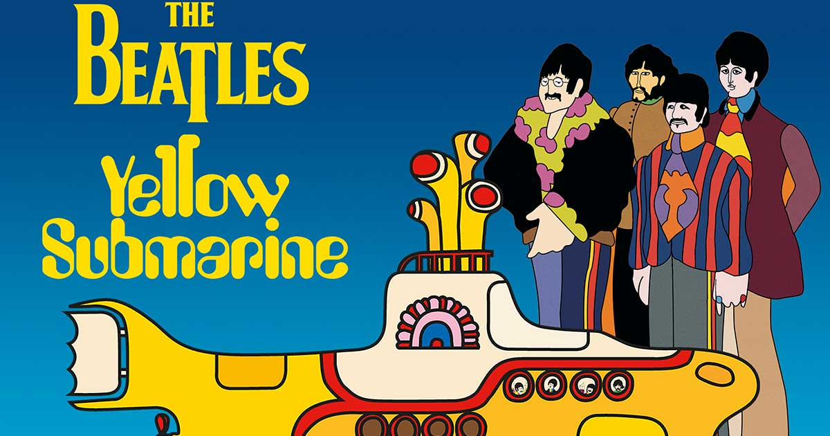 2 Shows at the Terrace! Celebrate 50 yrs. Of the Yellow Submarine & all your favorite Beatles songs.