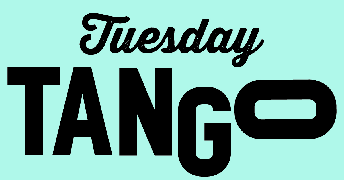 Need to brush up on your Tango moves? 1-Hr. free lesson!