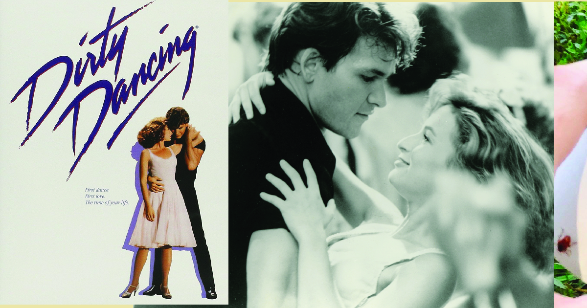 Enjoy a Patrick Swayze's classic from your beach chair! Drink specials, wine by the bottle & buckets of beer and popcorn.