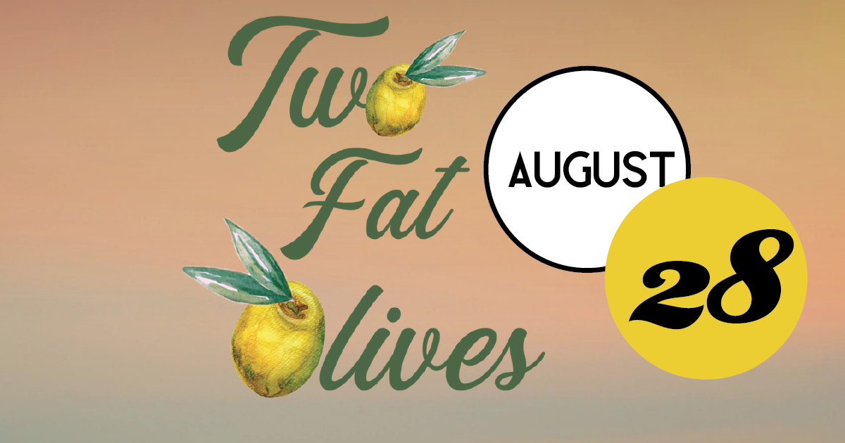 Two Fat Olives will serve fresh foods– such as Cheese Stuffed Fried Olives, Fresh Pasta, Ricotta Meatballs, and oasted Vegetable Ciabatta.