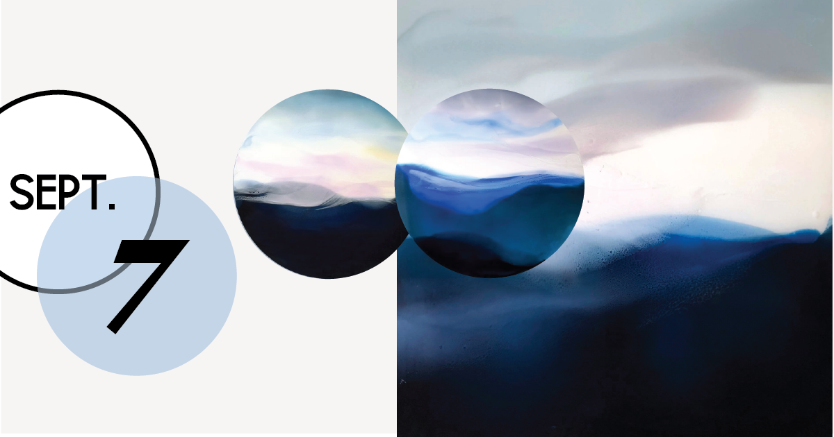 Miller Gallery invites you to enter an immersive installation by Charleston artist, Marina Dunbar where she explores the harmony between spontaneity and control through her use of color, movement, shadow and space.