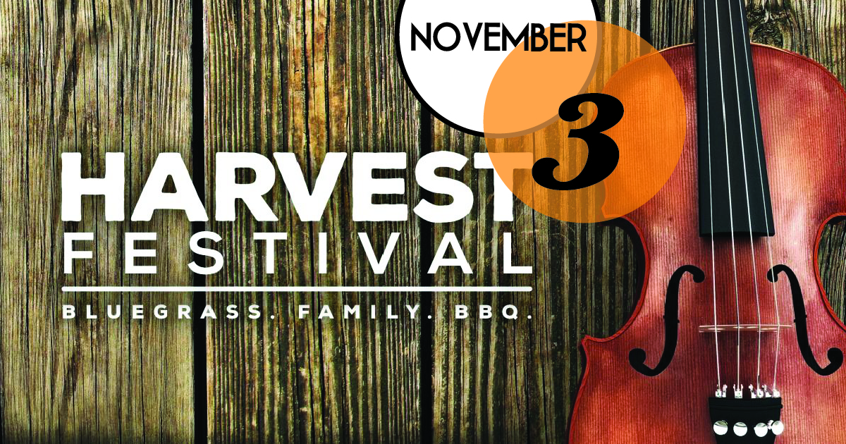 Johns Island County Park is hosting the Harvest Festival with live music from five local bluegrass bands, hay rides, pumpkin decorating, archery, and more. Feast on Southern delights like finger-lickin' Carolina barbeque, kettle korn, and all of your favorite festival foods! Once you've eaten your fill, head on over to the crafters market for some great for holiday shopping!
