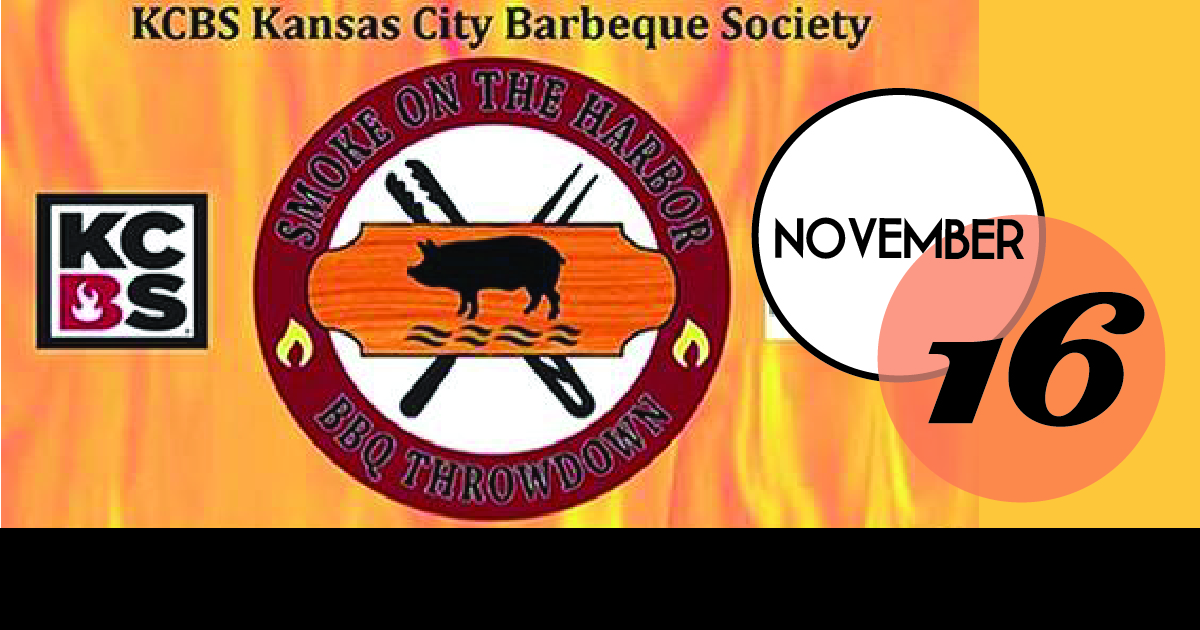 """The 7th Annual ""Smoke on the Harbor BBQ Throwdown"" hosted by Charleston Harbor Resort & Marina will be a fully sanctioned national event with the Kansas City Barbecue Society (KCBS). This State Championship will feature Friday night wing competition and Saturday full-on barbecue competition within a large competitor and vendor village centered around The Lookout Pavilion."