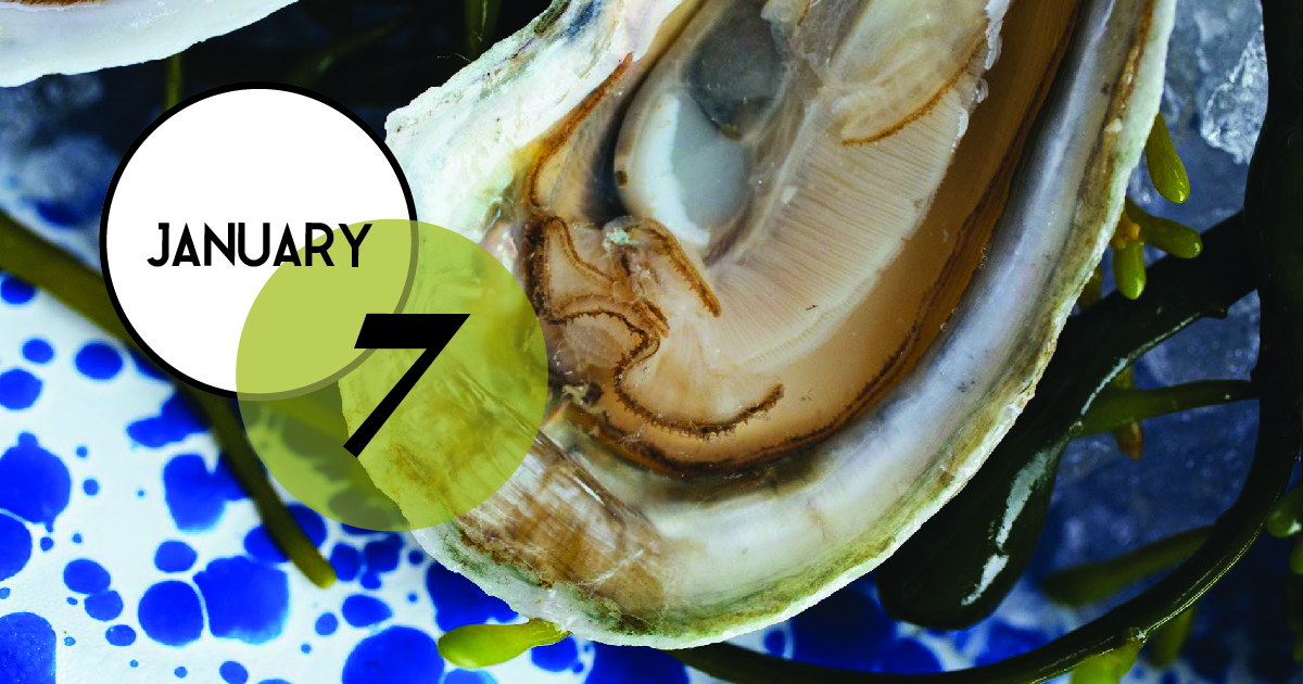 Join Nico's for a dive into the history of the oyster, including farming techniques and how to shuck your own with our French Master Chef Nico Romo and Justin, our house shucker. Other dates for the class are January 14, 21, & 28.