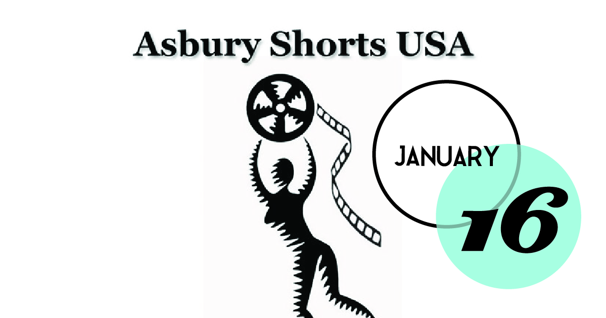 Asbury Shorts, New York's longest running short film exhibition, returns to Charleston, South Carolina on Wednesday, January 16, 2019 to present their nationally recognized 37th Short Film Concert at The Charleston Music Hall, with the first film blasting on to the screen