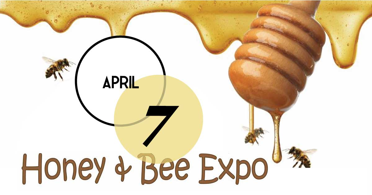 Join Charleston Area Beekeepers Association for the 8th Annual Charleston Honey & Bee Expo. The admission is free for this family-friendly event!