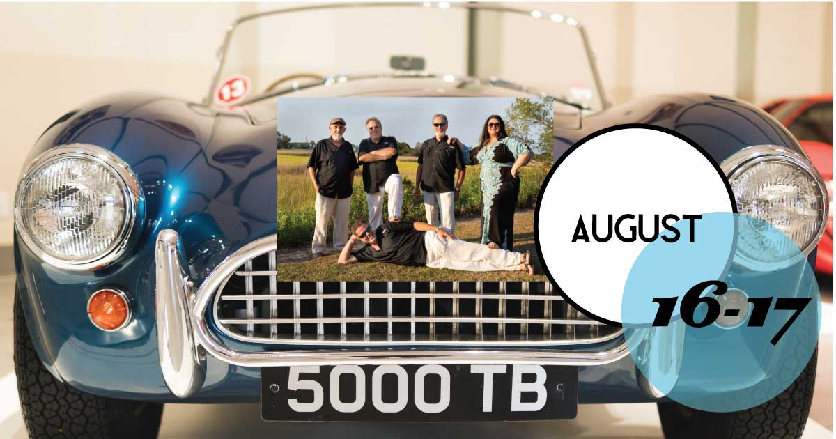 Music on the Green and Cars and Coffee at Freshfields Village in August.