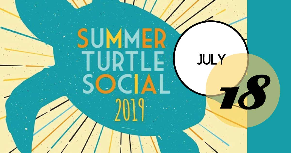 South Carolina Aquarium and the Turtle Survival Alliance (TSA) are celebrating summer and turtles at Saltwater Cowboys.