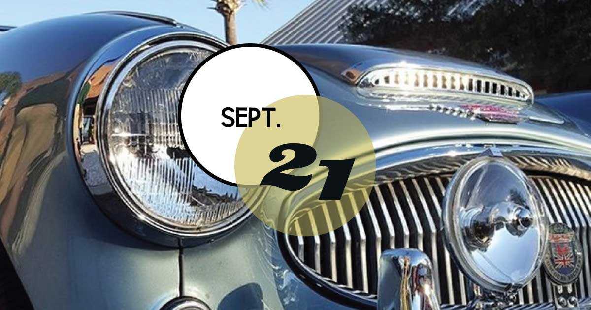 Browse unique, antique and other cool cars at our monthly Cars & Coffee at Freshfieldsds Village on Kiawah.