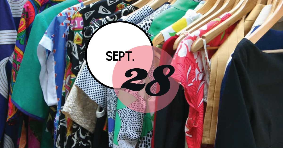 Join Studio Shoppe in the Old Village, Mount Pleasant for a free ladies SIP & SWAP event!