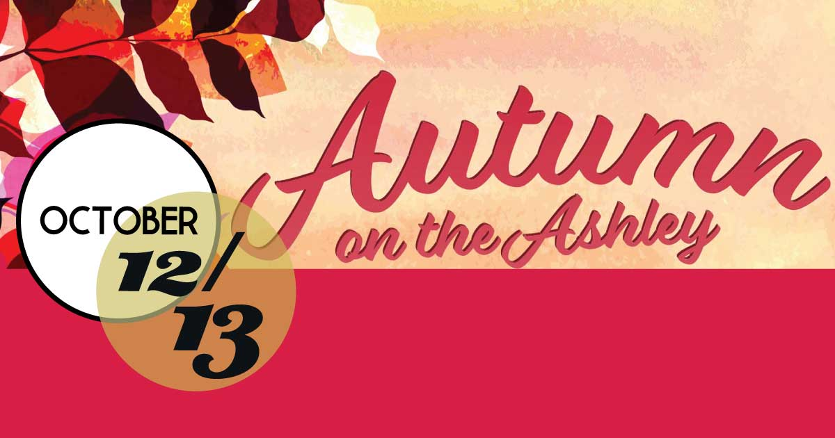 """""""Autumn on the Ashley"""" Arts and Craft Fair is back at Magnolia Plantation, Saturday & Sunday, October 12th & 13th. Lowcountry artisans, plant sale, and more."""